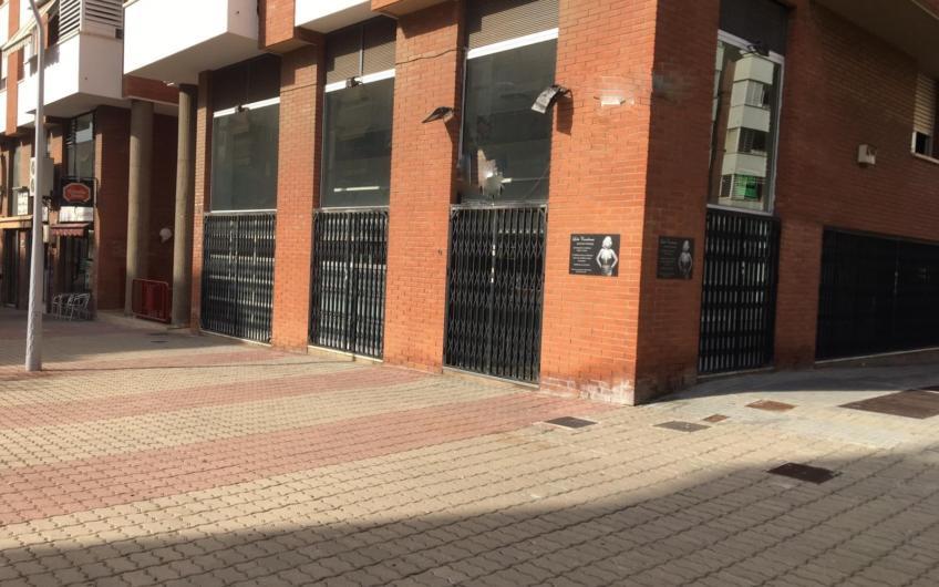 Alquiler de local en Sant Joan Despi
